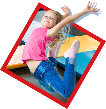 Jump into fun at <strong>FunZ Trampoline Park</strong>